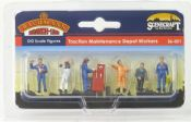 Bachmann 36051 Traction Maintenance Depot Workers